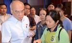 Người dân Thủ Thiêm mong được đối thoại với Thanh tra Chính phủ