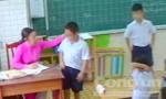Nữ giáo viên bạo hành học sinh từng tố cáo hiệu trưởng
