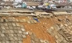 Bãi tập kết rác 4,6 tỷ ở Bình Phước: Vừa sử dụng đã tan tác