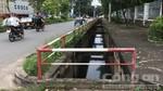"""Hệ thống cống thoát nước lộ thiên """"bẫy"""" người dân trong KCN Vĩnh Lộc"""