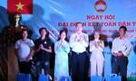 Bí thư Thành ủy Nguyễn Thiện Nhân dự Ngày hội Đại đoàn kết toàn dân tộc