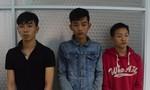 Bắt băng nhóm gây ra hàng loạt vụ trộm, cướp