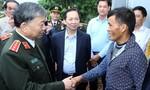 Đại tướng Tô Lâm dự Ngày hội Đại đoàn kết toàn dân tộc tại huyện Mường Nhé