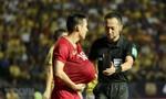 Trọng tài người Nhật Bản bắt chính trận Việt Nam-UAE