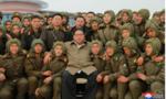 Triều Tiên tung ảnh ông Kim thị sát diễn tập không quân