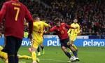 Clip trận Tây Ban Nha huỷ diệt Romania 5-0