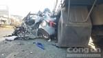 Một người Trung Quốc bị xe máy tông chết ở Đồng Nai