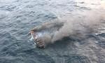 6 người Việt Nam mất tích trong vụ cháy tàu cá tại Hàn Quốc