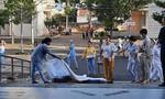 Bệnh nhân rơi từ lầu 4 của bệnh viện xuống đất tử vong