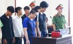 Vác mã tấu đi chém người, nhóm thanh niên chia nhau 37 năm tù