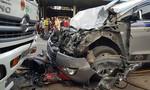 Trung tá quân đội uống rượu lái xe tông chết cô gái