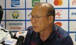Họp báo trước trận gặp Brunei, HLV Park Hang-seo: Bảng đấu này khá cân bằng