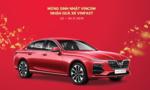 Vincom tặng xe VinFast LUX A2.0 trị giá hơn 1 tỷ đồng
