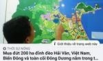 """Thông tin """"bán 200 ha đất đèo Hải Vân cho Trung Quốc"""" là xuyên tạc"""