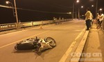 Người đàn ông nằm chết trên cầu ở Sài Gòn