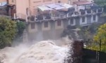 Clip mưa lũ cuồn cuộn ở Pháp, hàng ngàn người sơ tán