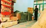 Bắt gần 10 tấn hàng lậu từ Trung Quốc theo tàu hỏa về Đà Nẵng