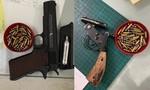 Vụ nổ súng cướp tiệm vàng ở Sài Gòn: Bắt 3 đối tượng, thu 2 khẩu súng