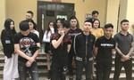 """Phát hiện 2 nhóm nam nữ thuê biệt thự tổ chức """"tiệc"""" ma túy"""