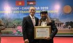Diễn đàn Xúc tiến Thương mại và Đầu tư Việt Nam - Campuchia 2019