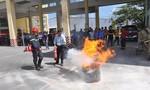 Tập huấn phòng cháy chữa cháy và cứu nạn cứu hộ