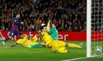 Clip Messi ghi bàn đưa Barca vào vòng 1/8 Champions League