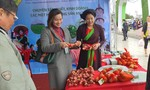 Hội chợ nông sản Việt Nam – Lào – Campuchia diễn ra tại Đà Lạt