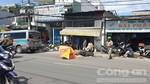 Cô gái bị xe tải cán chết thương tâm ở Sài Gòn