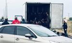 Hy Lạp phát hiện 41 dân nhập cư còn sống trong thùng xe tải đông lạnh