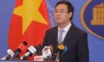 Việt Nam giải quyết bất đồng trên biển bằng mọi biện pháp hoà bình