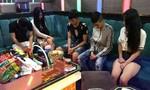 Hàng chục dân chơi dương tính ma túy trong quán karaoke