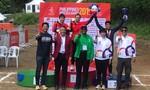 Thể thao Việt Nam có 2 tấm HCV trong buổi sáng thi đấu đầu tiên