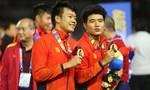 Clip khoảnh khắc U22 Việt Nam nhận HCV SEA Games lịch sử