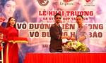 Jonhny Trí Nguyễn làm cố vấn võ thuật cho võ đường Hắc Báo