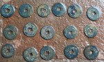 Đào được hơn 100kg tiền cổ nơi nghĩa quân Phan Đình Phùng từng đóng quân