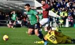 Milan thua sốc 0-5 trên sân Atalanta