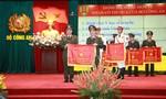 Công an TP.Hồ Chí Minh nhận Cờ thi đua xuất sắc của Bộ Công an