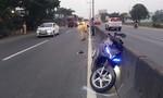 Trèo giải phân cách qua đường, một phụ nữ bị xe tông tử vong