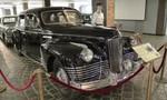 Chiếc limousine gần 3 triệu USD của cố lãnh đạo Stalin bị đánh cắp