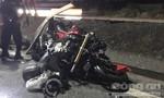 Mô tô BMW S1000 lao vào xe container, một người chết tại chỗ