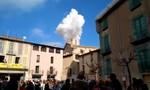 Ít nhất 14 người bị thương trong vụ nổ pháo hoa ở Tây Ban Nha