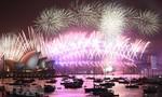 Ngây ngất với màn pháo hoa ở cầu cảng Sydney chào năm mới 2020
