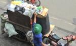 TPHCM: Hỗ trợ việc sắp xếp lại lực lượng thu gom rác dân lập