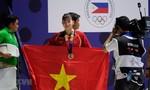 Ánh Viên đoạt HCV thứ 5 tại SEA Games 30