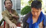 Hai cẩu tặc táo tợn ép ngã xe công an xã làm 1 người bị thương