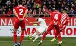 Real thắng chung cuộc 7-3 ở tứ kết Cup Nhà Vua