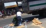 Xe máy tông đuôi xe tải, nam thanh niên tử nạn