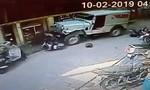 Clip hai mẹ con thoát chết hy hữu dù bị cuốn vào gầm xe ô tô