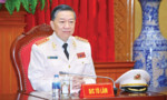 Bài phỏng vấn Đại tướng Tô Lâm nhân dịp đầu Xuân Kỷ Hợi 2019