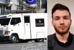 Bắt tài xế xe chở tiền, cùng 4 triệu USD đánh cắp